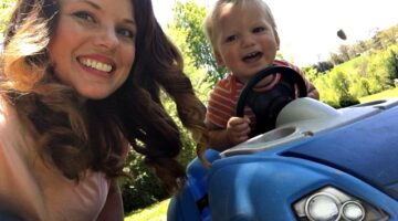 Toddler Ride On Toy Car Review: My 1-Year-Old Loves The Step 2 Whisper Ride On Push Car Stroller… And So Do I!