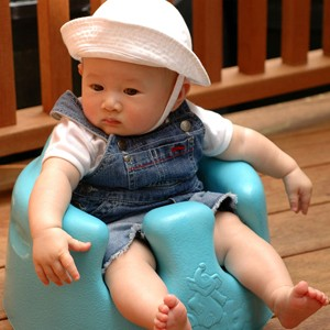 baby bumbo chair - baby shower gift ideas