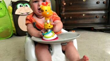 Bumbo Baby Seat Review: See How The Bumbo Multi Seat Grows With Your Baby And Serves Many Purposes!