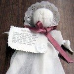 Homemade Church Dolls: Here's How To Make A Handkerchief Doll For Your Child Or A Gift