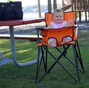 ciao travel highchair - baby shower gifts