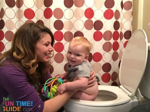 We have been doing Elimination Communication potty training for almost 1 year. Here is what it has been like, plus the pros and cons of practicing EC.
