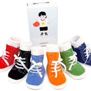 johnnys trumpette socks - unique baby gifts
