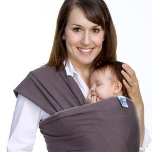 moby wrap baby sling - best gifts for new parents
