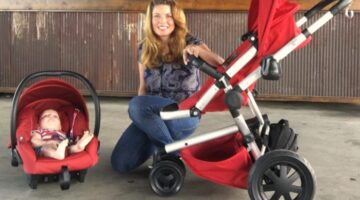 Quinny Baby Stroller Review: See What This Mom & Baby Think About The Quinny Buzz Xtra Stroller