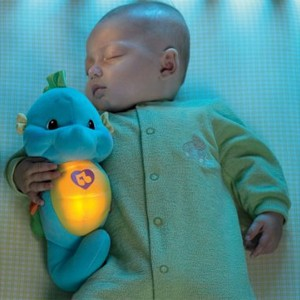 soothing sounds nightlight for baby shower gifts