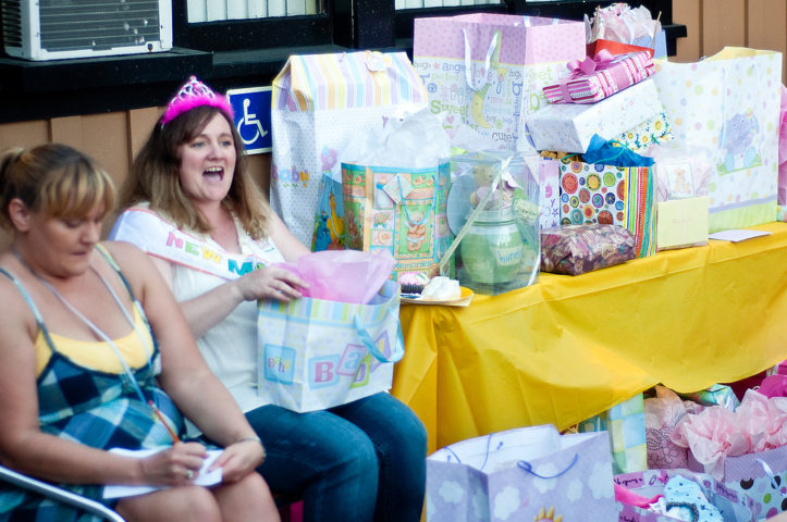 baby gift ideas that new moms love for a baby shower photo by